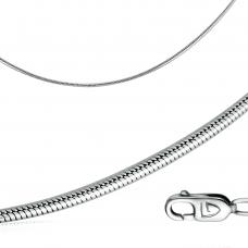 Цепь из серебра без вставки арт. 81035010445