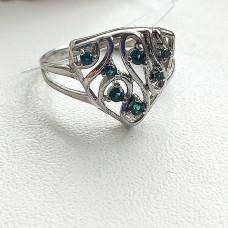 Кольцо из серебра со шпинелью арт. КС-5266 Р
