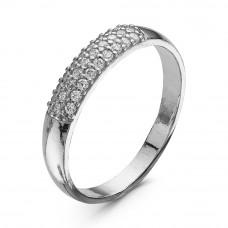Кольцо из серебра с фианитами арт. 2387866Д