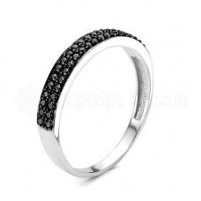 Кольцо из серебра с фианитами арт. к-7189р216