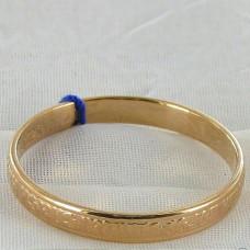 Кольцо универсальное из золота арт.010268