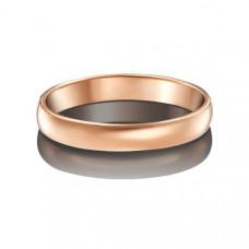 Кольцо обручальное из золота арт.01-2426-00-000-1110-11