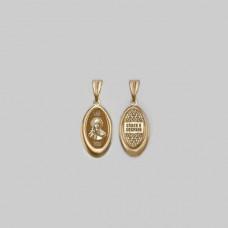 Иконка Святая Великомученица Татьяна из золота арт.03-1785-01-000-1110-42