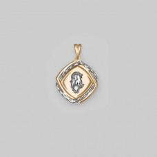 Подвеска «Козерог» из золота без вставки арт.03-2134-09-000-1111-01